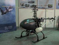 В РФ создан новый беспилотный вертолет-разведчик