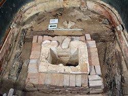 Археологи нашли утерянную гробницу святителя Феоктиста