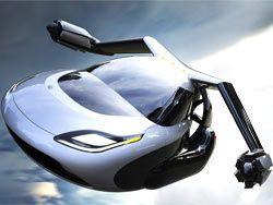 Летающий автомобиль Terrafugia TF-X в новом облике