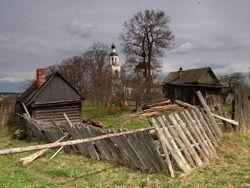 Деревня умерла