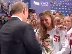 А вы хотели бы иметь футболку с изображением Путина?