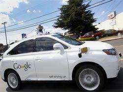 У Google давно есть собственная автомобильная компания