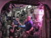 Космонавты съели салат, выращенный без земной гравитации