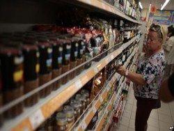 Продовольственное эмбарго РФ нанесло удар по населению