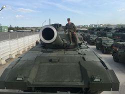 """Устаревшая пушка танка Т-14 """"Армата"""": правда или домысел"""