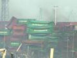 КНР: цианида в зоне взрыва - в 28 раз больше нормы