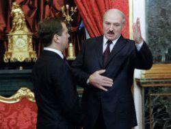 Лукашенко отвернулся от России