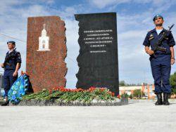 На месте рухнувшей казармы в Омске заложили часовню