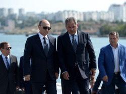Очистить Крым