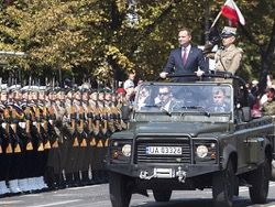 Минский марш Варшавы