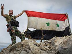 Войска Сирии уничтожили 300 террористов