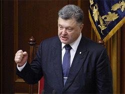 Порошенко отчитался о нейтрализации восстаний в Харькове и Одессе