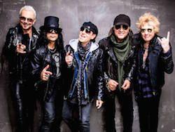 """Группа """"Scorpions"""" отказалась выступить в Крыму"""