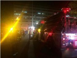В нью-йоркской школе взорвался газ