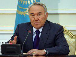 Назарбаев назвал вынужденной мерой курс теньге