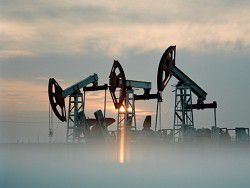 Нефть на дне