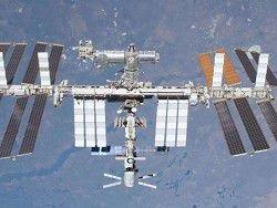 Медведев впервые связался с МКС с космодрома Восточный