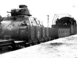 В Польше найден бронепоезд с золотом Третьего рейха