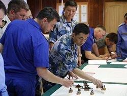 В Приморье начались военно-морские учения России и Китая