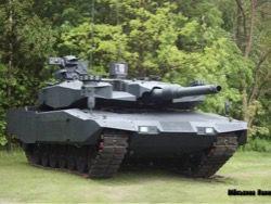 """Немцы считают, что танк """"MBT Revolution"""" лучше """"Арматы"""""""