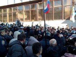Участника штурма Харьковской ОГА приговорили к 5 годам тюрьмы