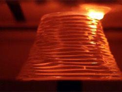 В США разработали высокоточный метод 3D-печати стекла