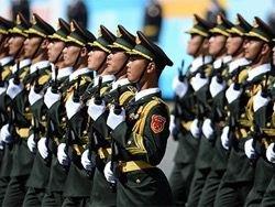 По площади Тяньаньмэнь пройдут российские войска