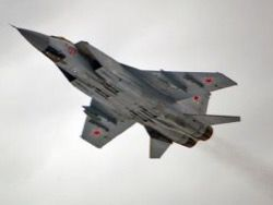 В России опровергли отправку Сирии истребителей МиГ-31