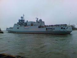 Передача фрегата Адмирал Григорович ВМФ РФ отложена