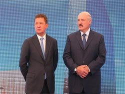 """Лукашенко: увеличить транзит газа """"Газпрома"""" через Беларусь"""
