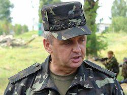 Муженко: под Луганском погибла рота псковских десантников