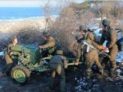 КНДР разместила артиллерию в демилитаризованной зоне
