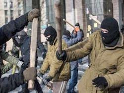Украинские фашисты подготавливают теракты на День независимости