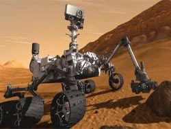 Фото дня: автопортрет робота Curiosity на фоне Марса