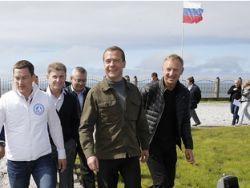 Японии не понравилась поездка Медведева на Итуруп