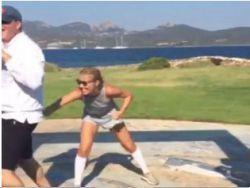Чемпион Европы по боксу помог Собчак избить своего мужа