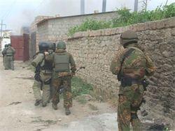Боевик ранил двух полицейских в Дагестане