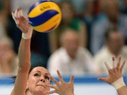 Россиянки одержали первую победу на Кубке мира по волейболу