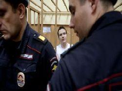 Россия использует Савченко как пешку в игре с Западом