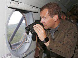 Медведев рассказал об ощущениях от поездки на Курилы