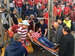 В Перми футбольный матч закончился трагедией