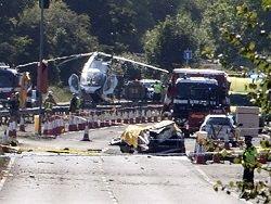 В катастрофе самолета погибли семь человек