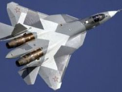 Т-50 испытали на боевое применение ракет