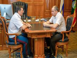 Новость на Newsland: Темрезов включил обратный отсчет