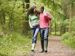 25-минутная прогулка в день прибавляет семь лет жизни