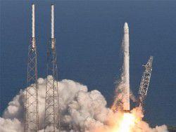 Ракета-носитель Falcon Heavy будет запущена весной