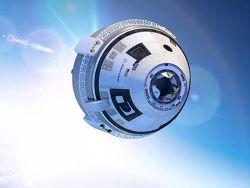 """Корабль Boeing для полетов на МКС назвали """"Звездным лайнером"""""""