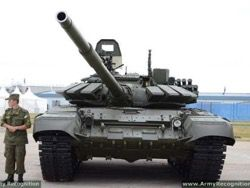 В РФ начались испытания стелс-краски для танков