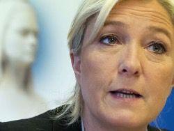 Новость на Newsland: Партию Марин Ле Пен обвинили в мошенничестве