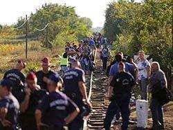 Новость на Newsland: Страны евросоюза закрывают свои границы из-за беженцев